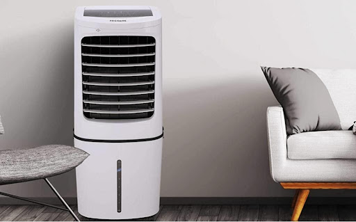 how does a ventless air conditioner work