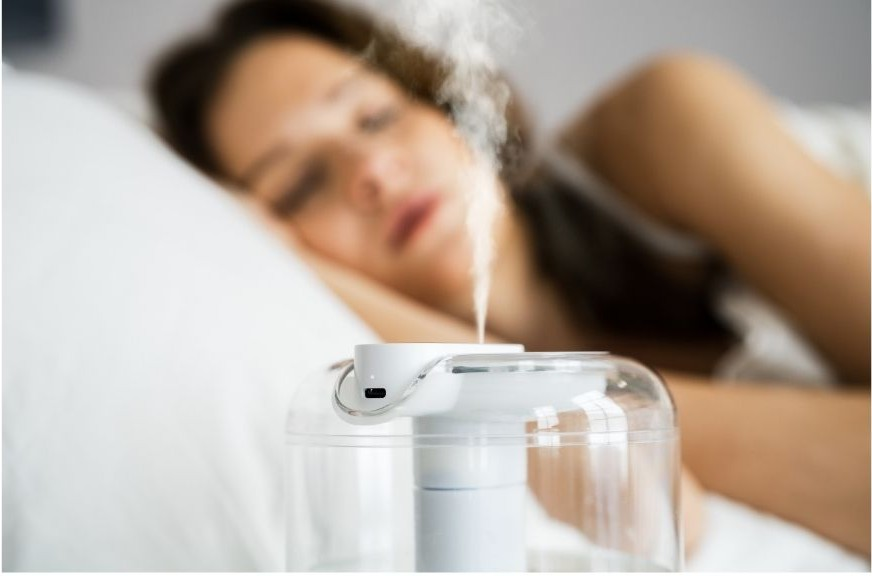 humidifier for dry eyes