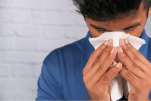 is a humidifier good for allergies