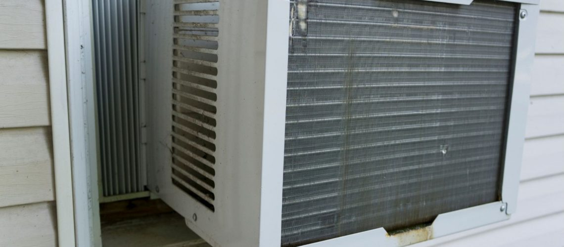 Should a Window Air Conditioner Be Tilted